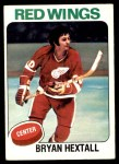 1975 Topps #26  Bryan Hextall   Front Thumbnail