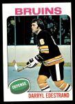 1975 Topps #11  Darryl Edestrand   Front Thumbnail