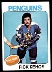 1975 Topps #39  Rick Kehoe   Front Thumbnail