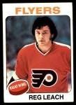 1975 Topps #166  Reggie Leach   Front Thumbnail