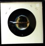 1964 Cranes Potato Chip Pin #20   Yankee Fan Back Thumbnail
