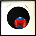 1964 Cranes Potato Chip Pin #11   Los Angeles Dodgers Front Thumbnail