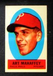 1963 Topps Peel-Offs #25  Art Mahaffey  Front Thumbnail