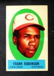 1963 Topps Peel-Offs #36  Frank Robinson  Front Thumbnail
