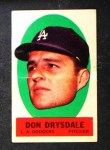 1963 Topps Peel-Offs #14  Don Drysdale  Front Thumbnail