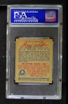 1949 Bowman #130  Harry Walker  Back Thumbnail