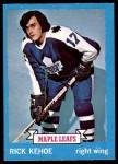 1973 Topps #179  Rick Kehoe   Front Thumbnail