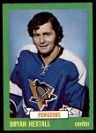1973 Topps #43  Bryan Hextall   Front Thumbnail