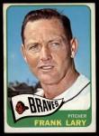 1965 Topps #127  Frank Lary  Front Thumbnail