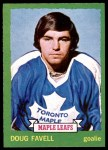 1973 Topps #119  Doug Favell   Front Thumbnail