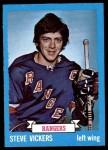 1973 Topps #57  Steve Vickers   Front Thumbnail