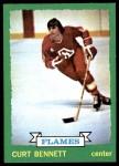 1973 Topps #152  Curt Bennett   Front Thumbnail