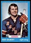 1973 Topps #88  Rod Gilbert   Front Thumbnail