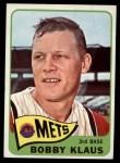 1965 Topps #227  Bobby Klaus  Front Thumbnail