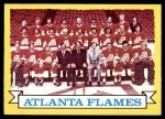 1973 Topps #92   Flames Team Front Thumbnail