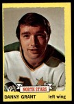 1973 Topps #161  Danny Grant   Front Thumbnail