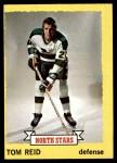 1973 Topps #109  Tom Reid   Front Thumbnail