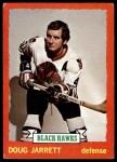 1973 Topps #76  Doug Jarrett   Front Thumbnail