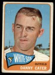 1965 Topps #253  Danny Cater  Front Thumbnail