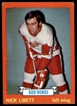 1973 Topps #49  Nick Libett   Front Thumbnail