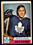 1974 O-Pee-Chee NHL #180  Borje Salming  Front Thumbnail