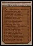 1973 O-Pee-Chee #137   -  Dave Schultz Penalty Minutes Leaders Back Thumbnail