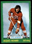 1973 O-Pee-Chee #169  Jacques Richard  Front Thumbnail