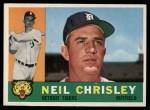 1960 Topps #273  Neil Chrisley  Front Thumbnail