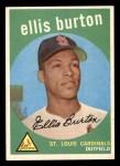 1959 Topps #231  Ellis Burton  Front Thumbnail