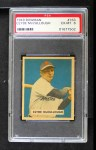 1949 Bowman #163  Clyde McCullough  Front Thumbnail