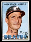 1967 Topps #566  Gary Geiger  Front Thumbnail