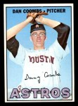 1967 Topps #464  Don Coombs  Front Thumbnail