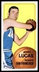 1970 Topps #46  Jerry Lucas   Front Thumbnail