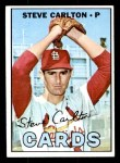 1967 Topps #146  Steve Carlton  Front Thumbnail