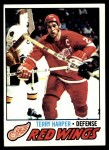 1977 Topps #16  Terry Harper  Front Thumbnail