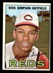 1967 Topps #6  Dick Simpson  Front Thumbnail
