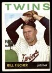 1964 Topps #409  Bill Fischer  Front Thumbnail
