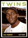 1964 Topps #355  Vic Power  Front Thumbnail