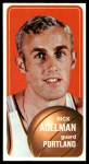 1970 Topps #118  Rick Adelman   Front Thumbnail