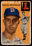 1954 Topps #195  Billy Consolo  Front Thumbnail