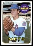 1969 Topps #601  Tug McGraw  Front Thumbnail