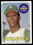 1969 Topps #467  Tommie Reynolds  Front Thumbnail