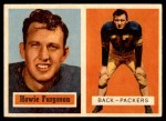 1957 Topps #132  Howard Ferguson  Front Thumbnail