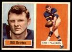 1957 Topps #33  Bill Howton  Front Thumbnail
