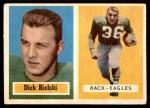 1957 Topps #13  Dick Bielski  Front Thumbnail
