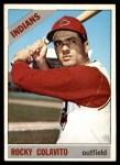 1966 Topps #150  Rocky Colavito  Front Thumbnail