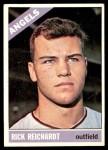 1966 Topps #321  Rick Reichardt  Front Thumbnail