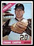 1966 Topps #71  Frank Carpin  Front Thumbnail
