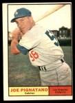 1961 Topps #74  Joe Pignatano  Front Thumbnail