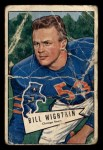 1952 Bowman Small #96  Bill Wightkin  Front Thumbnail